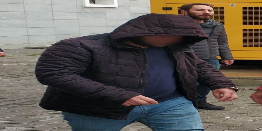 Uyuşturucu Suçunda Cezası Bulunan Şahıs Tutuklandı