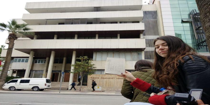 Mimar adayları Merkez Bankası'nı kuşattı