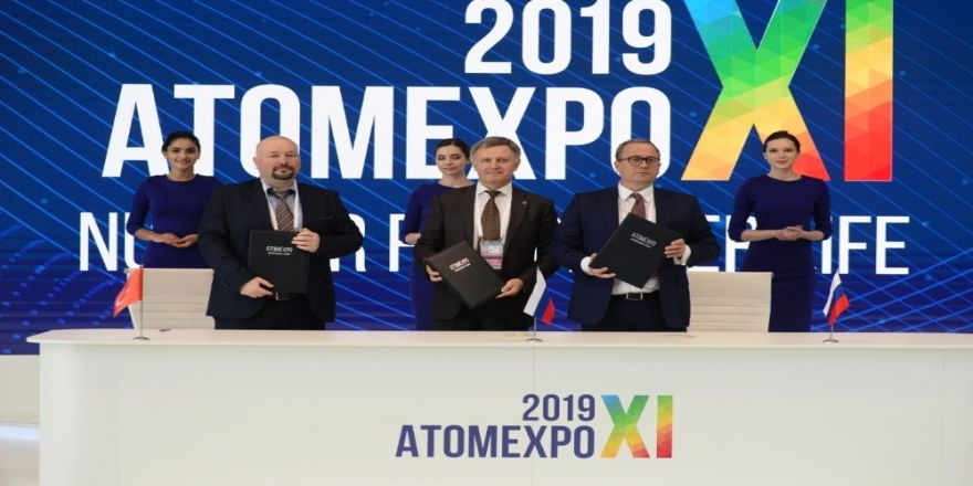 Atomexpo-2019 Forumu'nda 40'tan Fazla İşbirliği Anlaşması İmzalandı