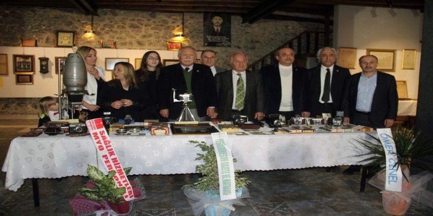 Giresun'da Kent Kültürü Sergisi Açıldı