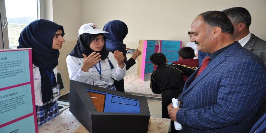 'Tübitak 4006 Bilim Fuarı' Sergisi Açıldı