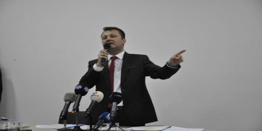 Chp'li Eski Başkanın Seçimden 3 Gün Önce 284 Kişiyi İşe Almasına Yeni Başkandan Tepki