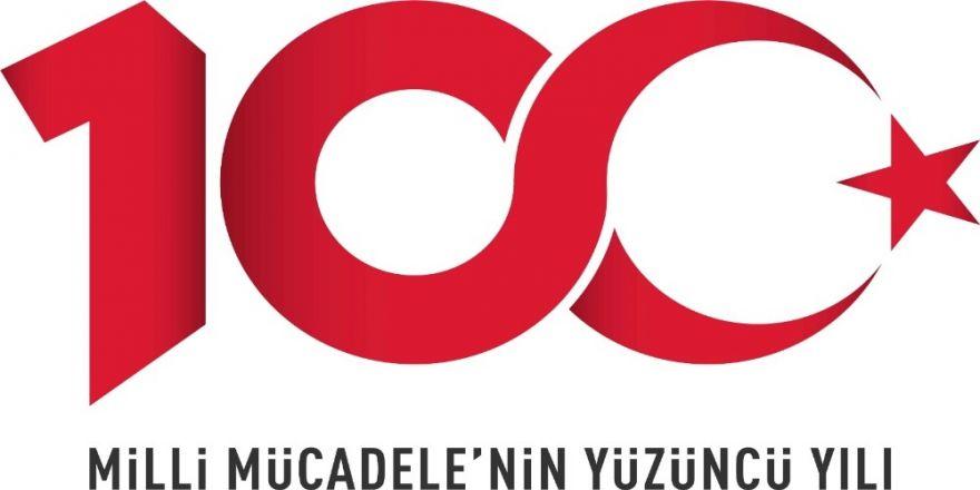 Cumhurbaşkanı Erdoğan, 100. yıl logosunu belirledi