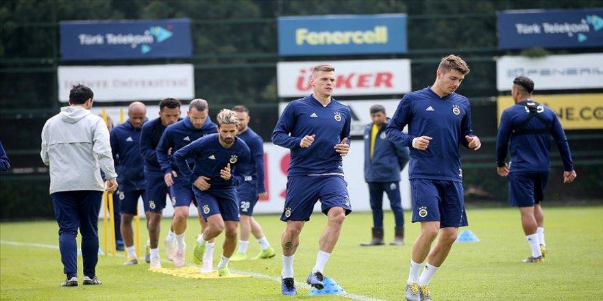 Fenerbahçe, Alanya deplasmanında
