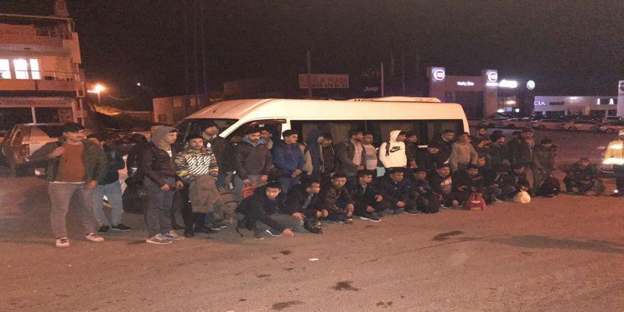 275 kaçak göçmen yakalandı