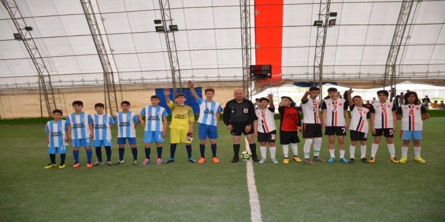 23 Nisan Futbol Turnuvası sona erdi