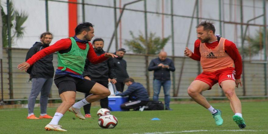 Hatayspor, Altay maçının hazırlıklarını tamamladı