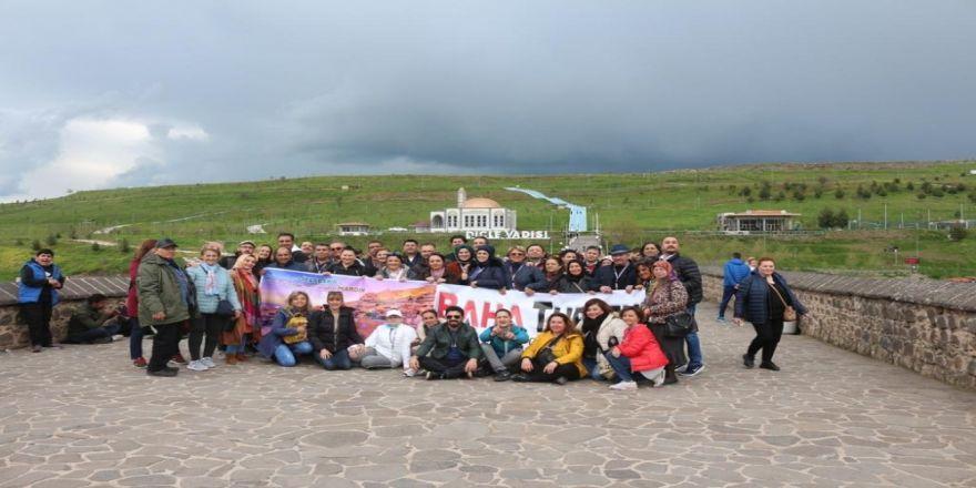 Diyarbakır'a Turist Akını