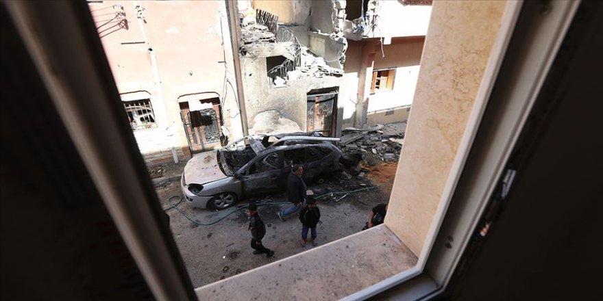 Libya'da ölü sayısı 254'e yükseldi