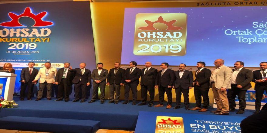 Ohsad Kurultayı 2019