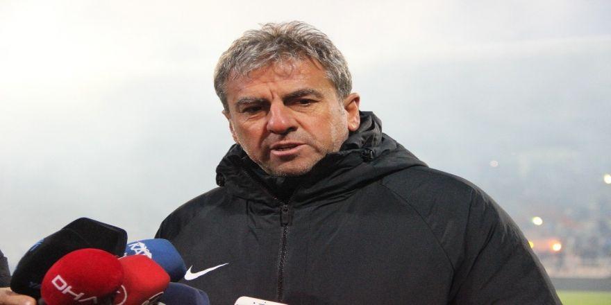 """Hamzaoğlu: """"Ciddi Bir Şekilde Antalyaspor Maçına Odaklandık"""""""