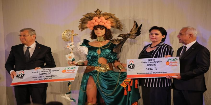 İzmirli Tasarımcı Adana'daki Yarışmada Birinci Oldu