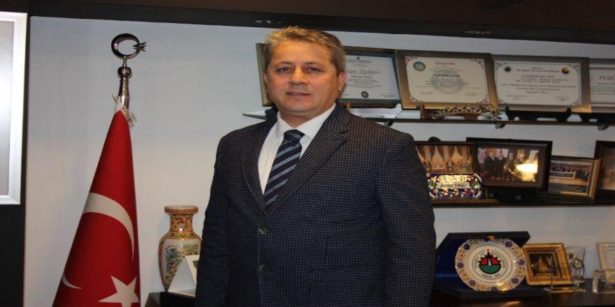 Bölge Başkanı Taşlı, 23 Nisan'ı Kutladı