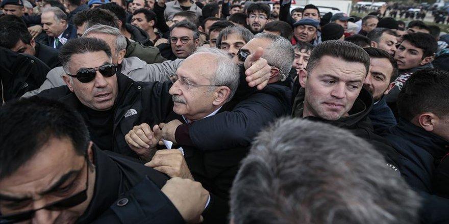 Kılıçdaroğlu'na saldırı olayında 4 kişi serbest bırakıldı