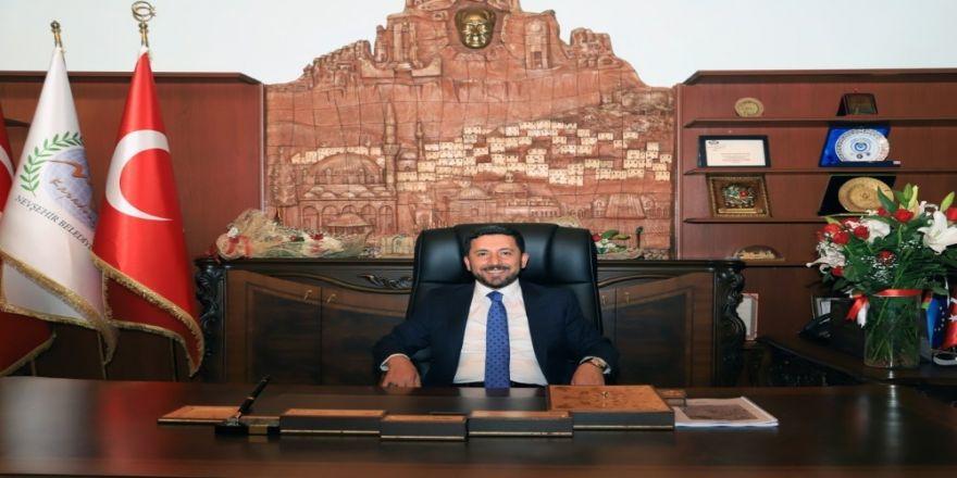 """Belediye Başkanı Arı, """" Söz Konusu Nevşehir İse Gerisi Teferruat"""""""