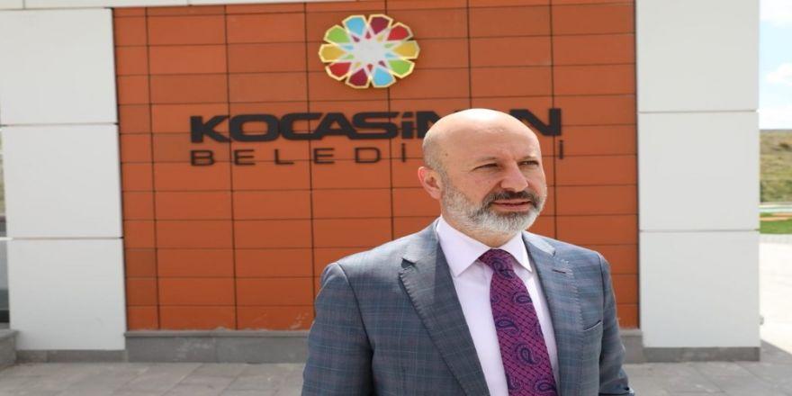 """Başkan Çolakbayrakdar, """"Kayseri'nin Sosyal Hayatına Canlılık Katıyoruz"""""""