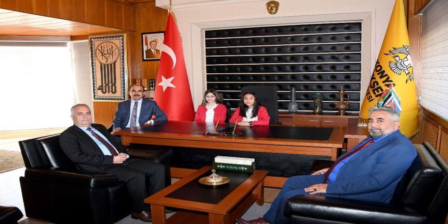 Altay, makamını Damla Türkmen'e devretti