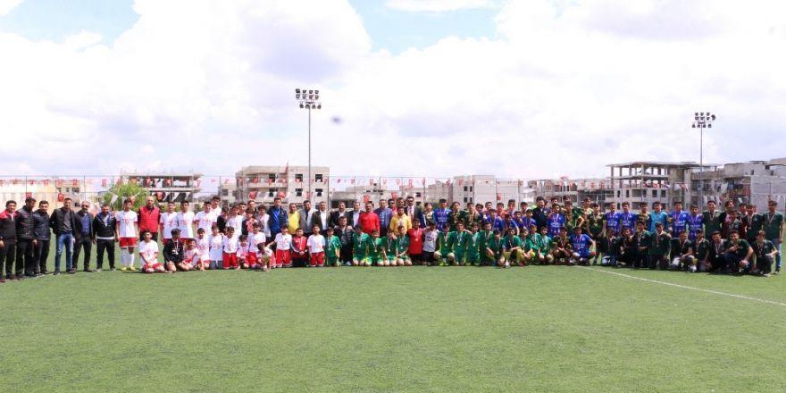 Şanlıurfa'da Başkanlık Kupası Tamamlandı