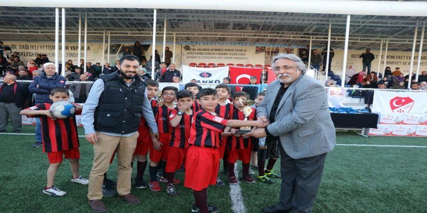 Sani Konukoğlu Futbol Turnuvası