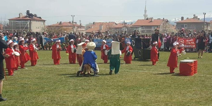 Bolvadin'de 23 Nisan Coşkusu