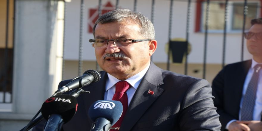 """Emniyet Genel Müdürü Uzunkaya: """"Cezaevlerinde 30 Bin 427 Fetö Tutuklusu Bulunmaktadır"""""""