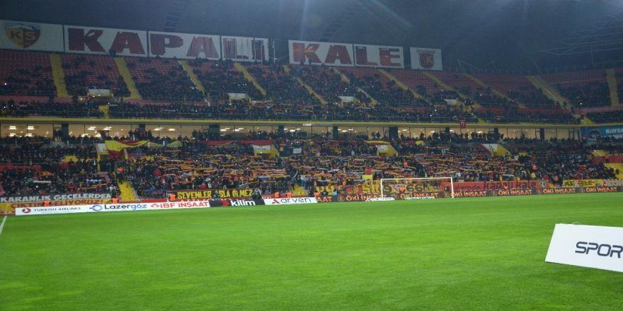 Kayserispor-alanyaspor Maçı Biletleri Satışa Çıktı