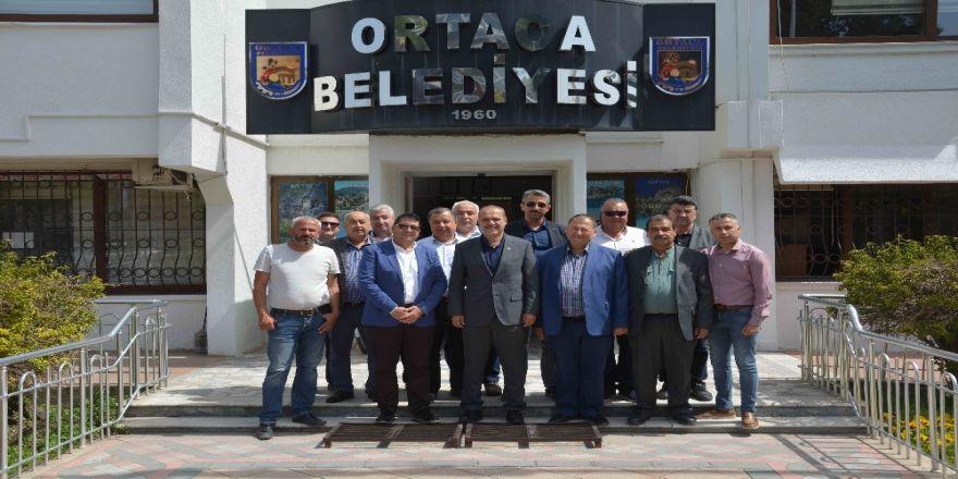Diad'dan Başkanlara Ziyaret