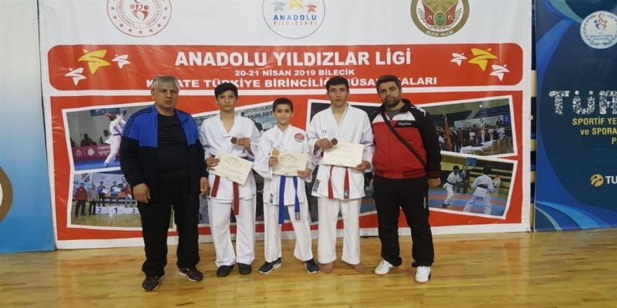 Malatyalı Karatecilerden Derece