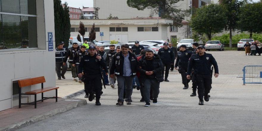 Ordu Merkezli 'Tefeci' Operasyonu: 13 Gözaltı