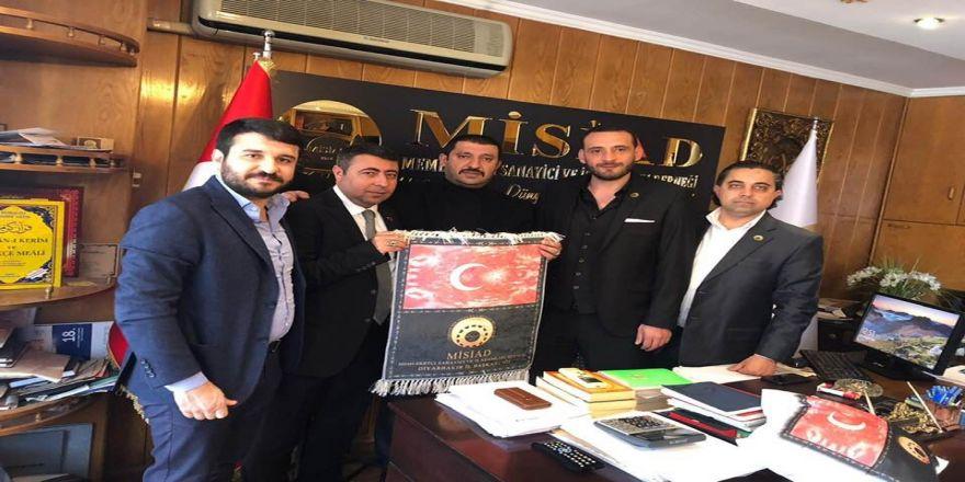Misiad Örgütlenmeye Tüm Hızıyla Devam Ediyor