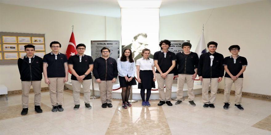 Sanko Okulları 10 Öğrenci İle Finallere Katılma Hakkı Kazandı