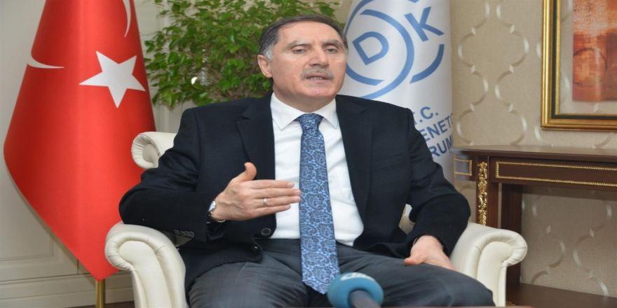 Kamu Başdenetçisi Şeref Malkoç Adanalılarla Buluşacak