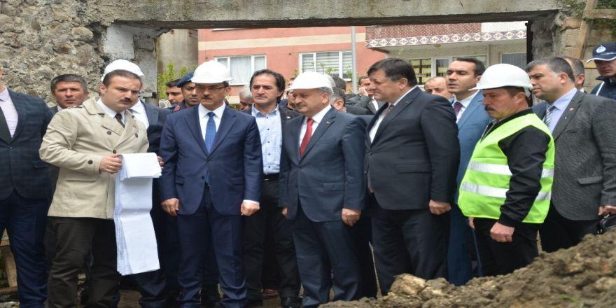 """Ordu Valisi Yavuz: """"Valiliğimizin Ordu Ve İlçelerine 60 Milyon Tl Desteği Oldu"""""""