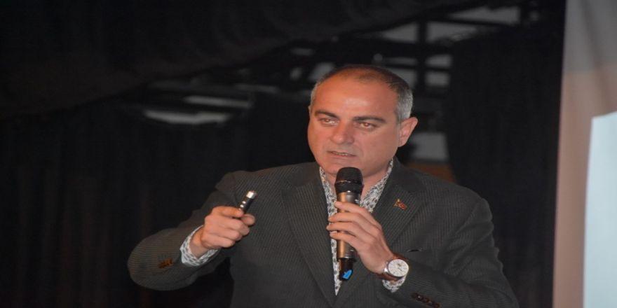 Sertaslan, Gemlik Vizyonunu Personeli İle Paylaştı