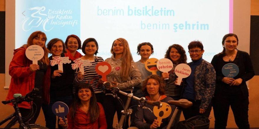 Bisikletli Kadınlar Diyarbakır'da Buluşuyor