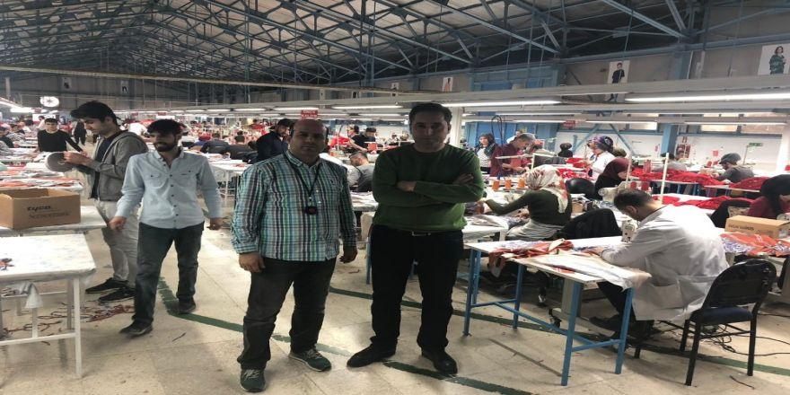 Bir Zamanlar Terörün Kol Gezdiği Bitlis'te Dünya Markasına Üretim