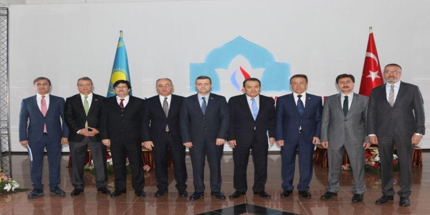Türk Konseyi Türk Üniversiteler Birliği 4'ncü Genel Kurulu