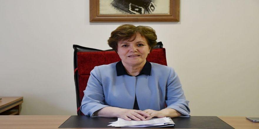Belediye Başkan Yardımcısı Seher Berker Oldu