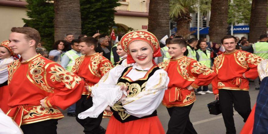 Manisa'yı Mesir Festivalinin Coşkusu Sardı