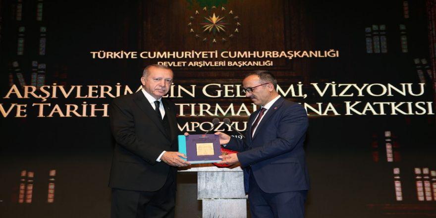 """Ttk Başkanı Turan: """"Bu İddialar Türk Tarih Ve Arşiv Çalışmalarıyla Çürümeye Mahkumdur"""""""