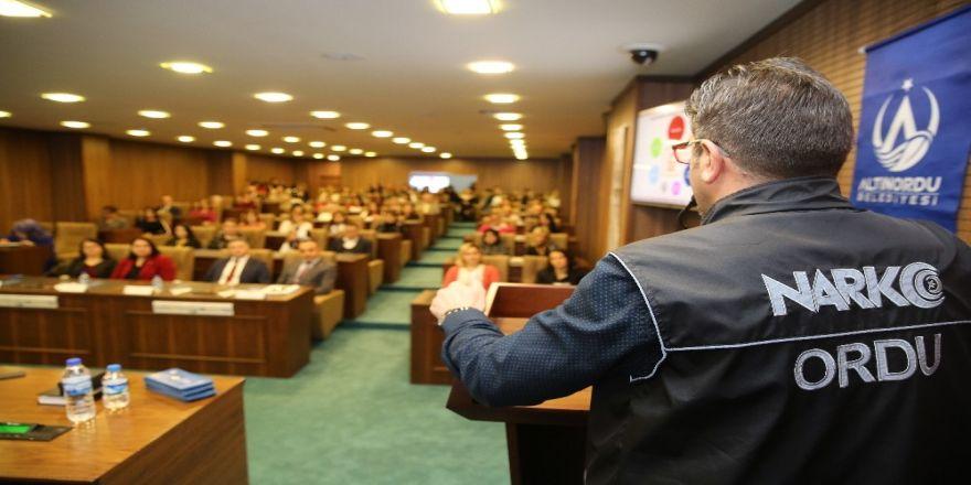 Ordu'da Belediye Personeline 'Uyuma' Eğitimi