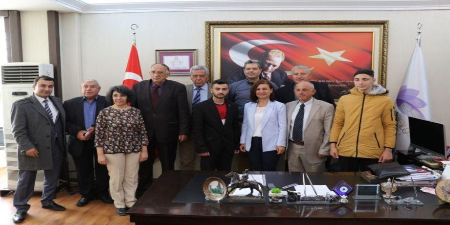 Başkan Köse Kardeş Şehir Skydra'nın Delegasyonları İle Bir Araya Geldi
