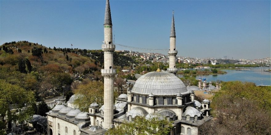 Osmanlı Mirası Mahyalar Ramazan'a Hazır