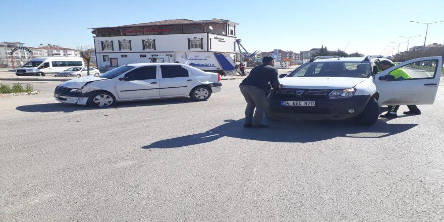 Elazığ'da Trafik Kazası: 3 Yaralı