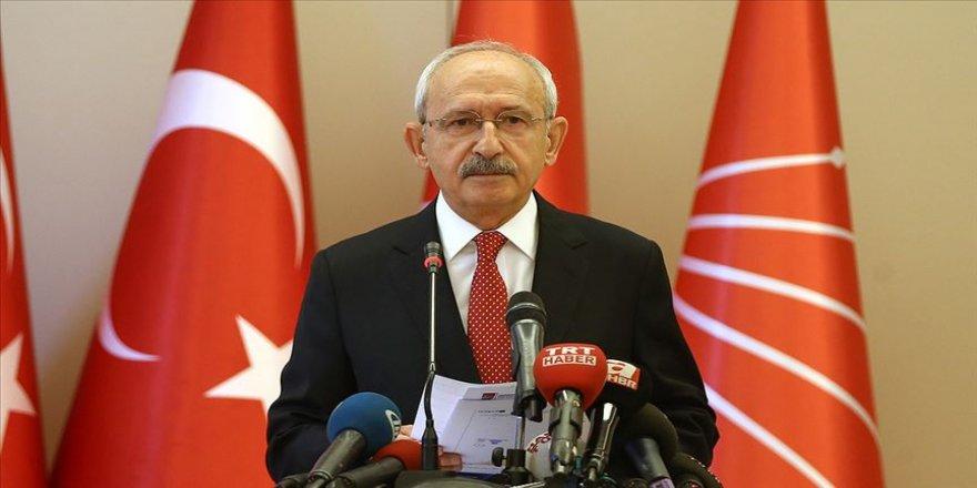 Chp Genel Başkanı Kılıçdaroğlu Tüsiad Başkanı Kaslowski İle Görüştü