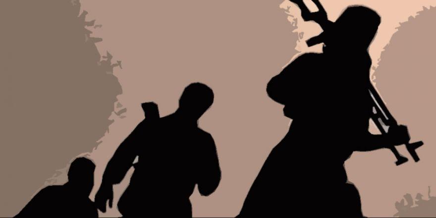 Şehidin Kanı Yerde Kalmadı, 3 Terörist Etkisiz Hale Getirildi
