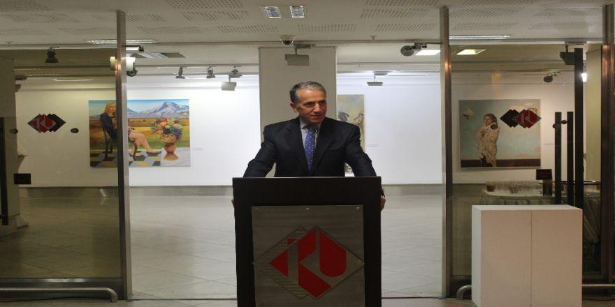 """""""Tüyap Sanat Koleksiyonu Seçkisi"""" İküsag'da Açıldı"""