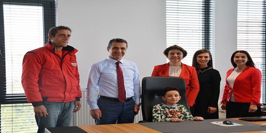 Kayserigaz'da 23 Nisan Coşkusu