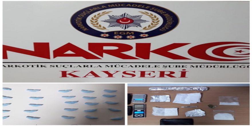 Narkotik Polisinden 6 Adrese Operasyon