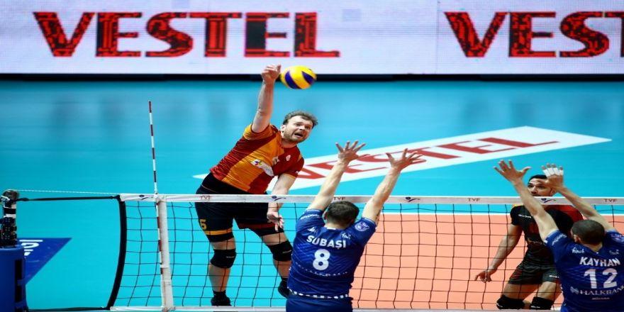 Galatasaray Efeler Ligi'ni 3. Olarak Tamamladı